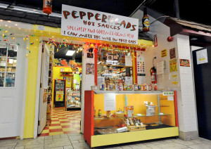 Store Front for Pepperheads
