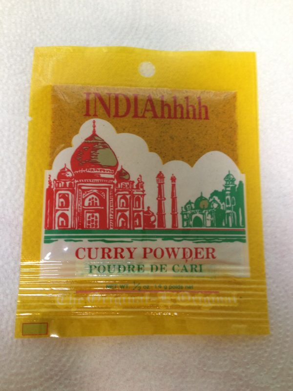 Curry Powder 001