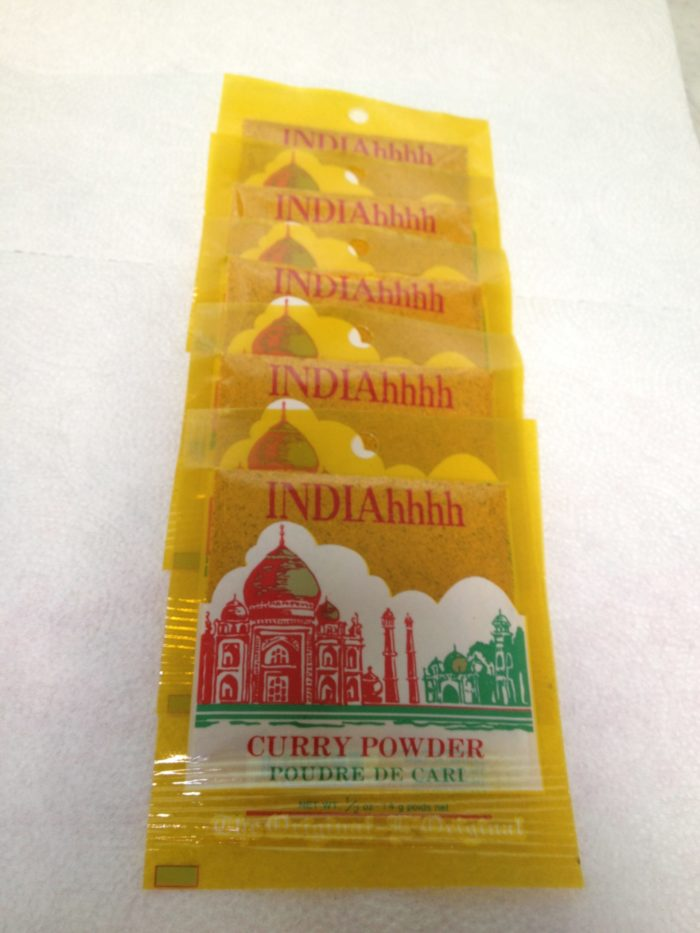 Curry Powder 002