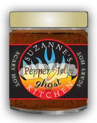 Ghost Pepper Jelly from Suzanne's Kitchen