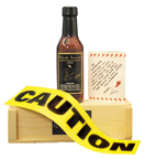 Dave's Ghost Pepper Jolokia Private Reserve w/coffin