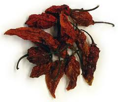 Ghost Pepper Jolokia ( Ghost Pepper ) Peppers 2oz.